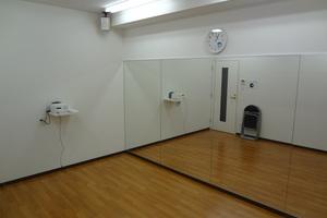 ソニズダンススタジオ方南町店 : Dスタジオの会場写真