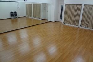 ソニズダンススタジオ方南町店 : Bスタジオの会場写真