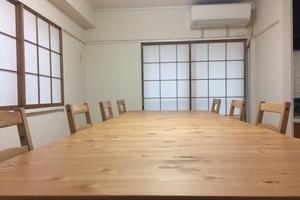 HARAJUKU SPACE : 個室スペースの会場写真