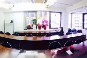 レッドパッションセミナールーム : セミナールームの会場写真
