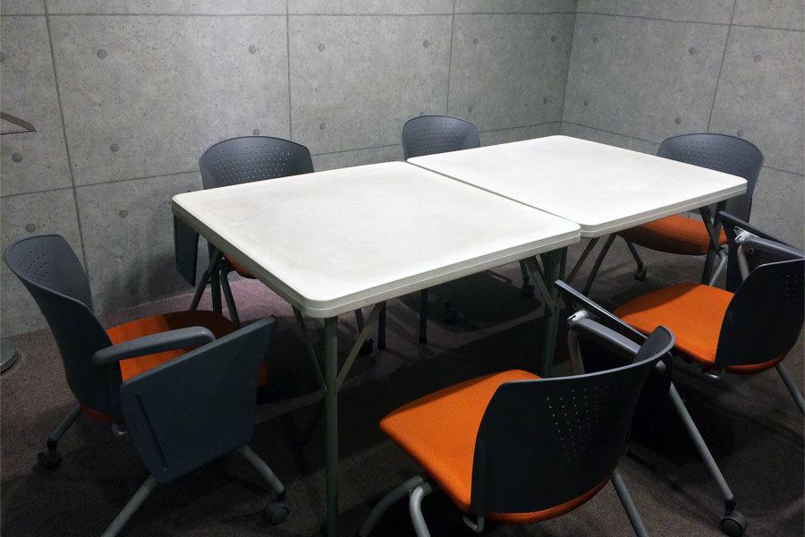 新宿 貸し会議室Woo : 大会議室Dの会場写真