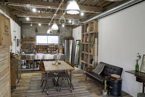 木のスタジヲ「Table」 : キッチンスタジオ個人利用の会場写真