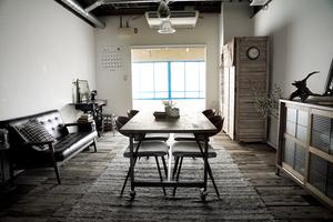 木のスタジヲ「Table」 : 商業用ムービー撮影(1日貸切プラン)の会場写真