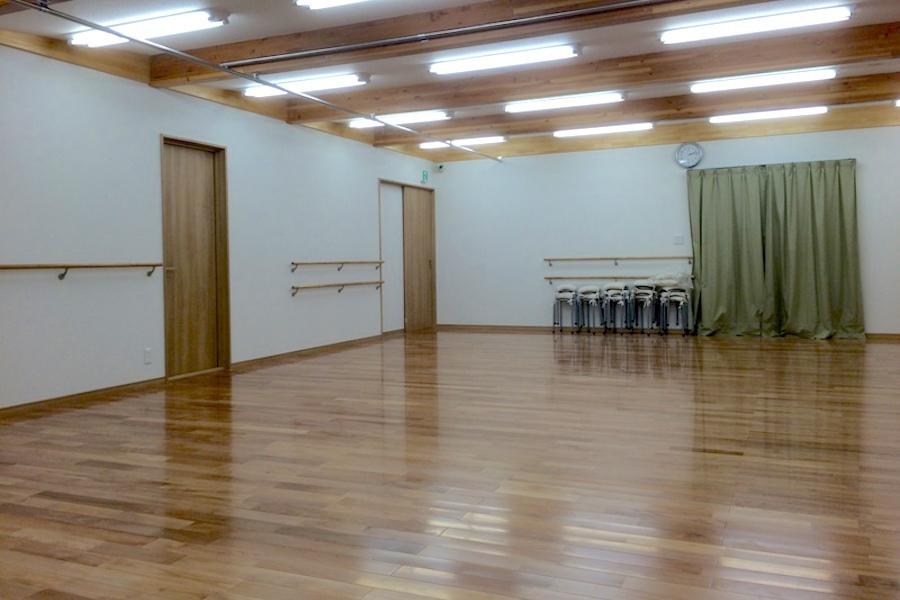 【群馬】月兎園 - 多目的レンタルスタジオ : 防音個室スタジオ(30名)の会場写真