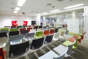 九段下の貸会議室 ナレッジソサエティ : セミナールームの会場写真