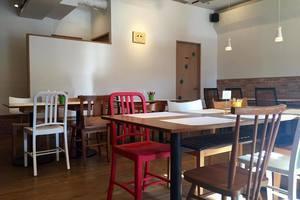 NOK CAFE BAR : カフェスペースの会場写真