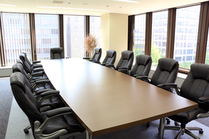 MJE WORK : 会議室の会場写真