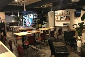 basement cafe CO-WORKING SPACE : 《50%OFF》【渋谷マークシティ道玄坂上出口より徒歩5分】FAエリア店舗貸切の会場写真