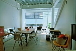KASSETTE OMOTESANDO : 「会議・ワークショップ」利用プラン - オープンスペース の会場写真