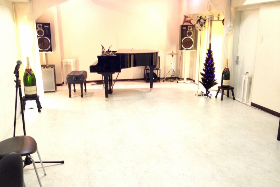 Studio Luna : 個室スタジオ(〜7名利用)の会場写真
