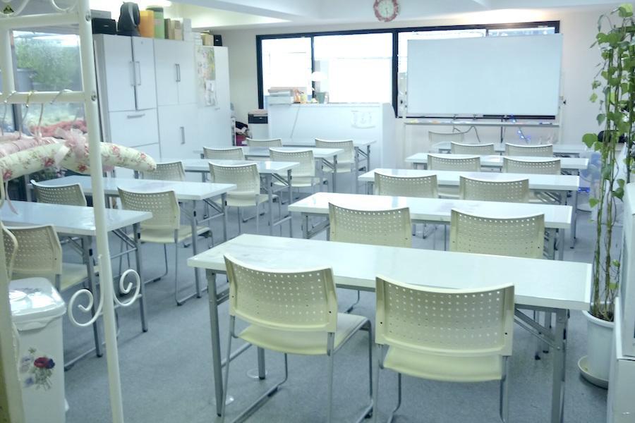 貸し教室 西新宿ノーブル : 個室セミナールームの会場写真