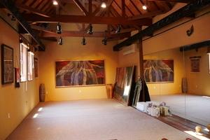 アジアンスタイル・南大阪・駅より徒歩7分・無料駐車場有り・ダンススタジオ・ヨガ・会議などに使える多目的空間の写真