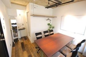スマートスペース目黒 : 会議室の会場写真