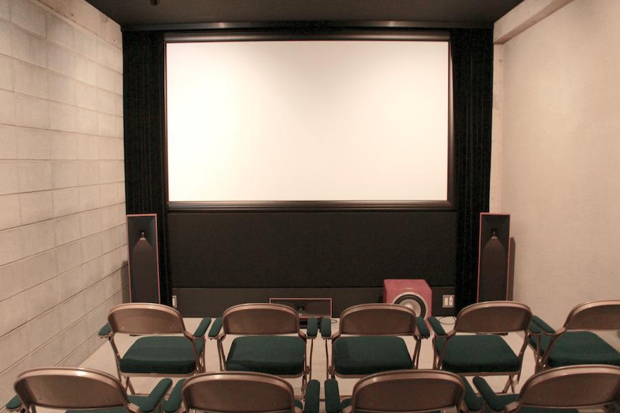 神宮前レンタルシアター「Capsule」 : シアター(40席)の会場写真