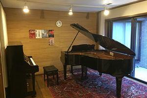 個人宅 : クラシック音楽専門スタジオの会場写真