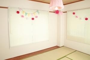 辻堂駅徒歩4分!女性専用・お子様OKのレンタルスペース/和室です。の写真