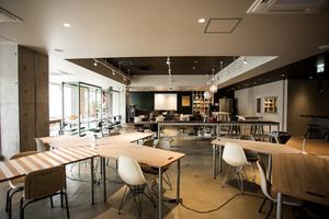 いいオフィス広島 : イベントスペースの会場写真