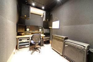 防音スタジオDの写真
