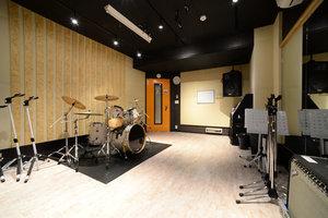 防音スタジオAの写真