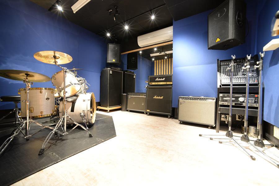 【八王子】スタジオABR : 防音スタジオCの会場写真