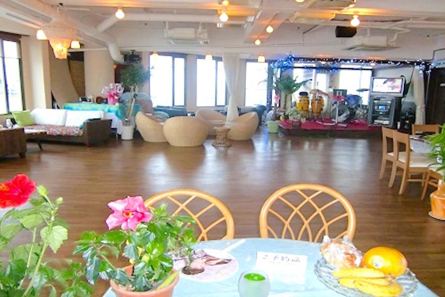 江の島ミントハウス : 貸切パーティースペースの会場写真