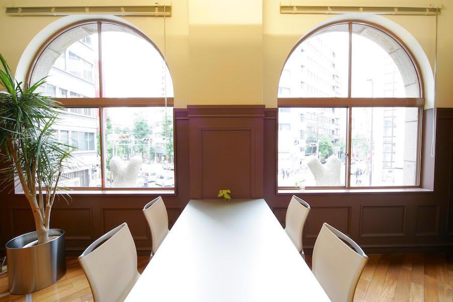 生駒ビルヂング : 中会議室(4名用)の会場写真