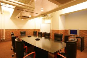 【北浜・淀屋橋】高級感溢れる貸し会議室の写真