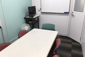 駅からすぐの完全個室の教室・会議室の写真