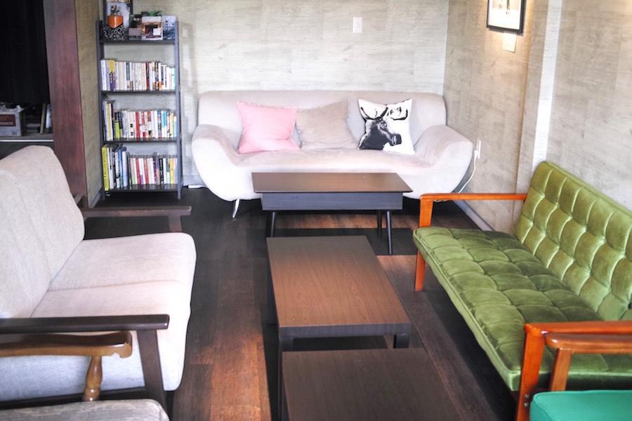 瑞浪レンタルスペース「LALab」 : 個室スペースの会場写真
