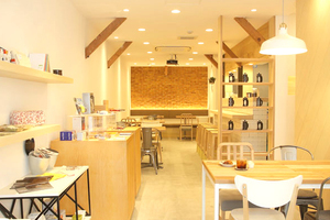 レンタルスペース&カフェ esras.(エスラス) : レンタルスペース&カフェの会場写真