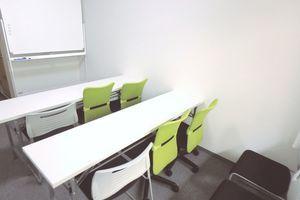 フラット・スペース : 茅場町貸し会議室の会場写真