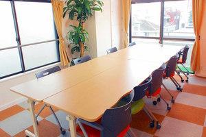 青山タウンヴォイス : 個室会議室の会場写真