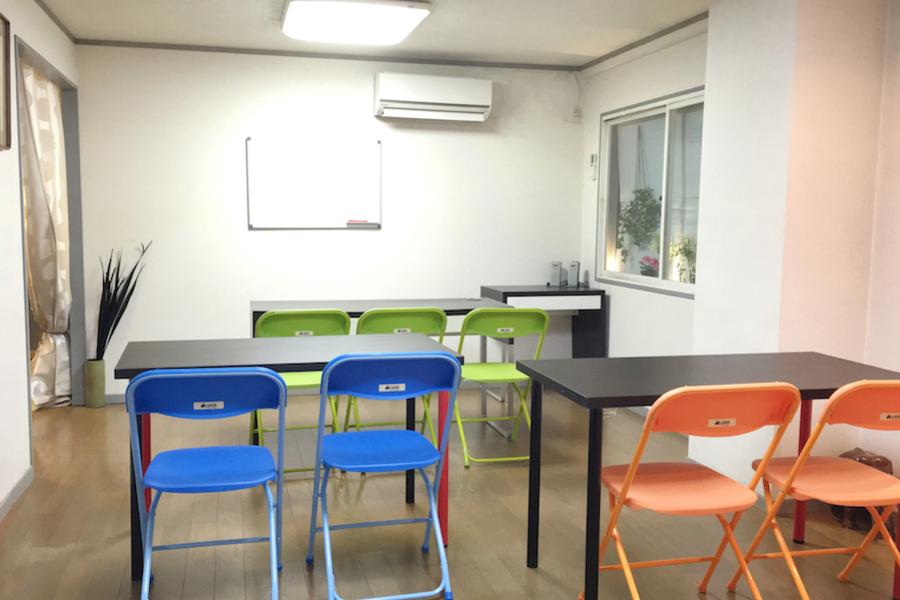 下高井戸レンタルスペース「Chaki」 : 個室ルームレンタルの会場写真