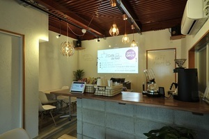 Cafe de feel : ミーティングスペースの会場写真