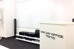 ワン・デイ・オフィス・トーキョー(ONE DAY OFFICE TOKYO) : セミナールームの会場写真