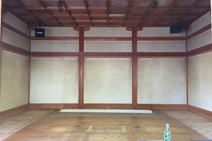 レンタルお寺 「お堂」 : お堂の会場写真