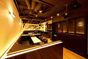 新宿パーティールーム : Lounge-SJの会場写真