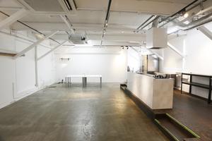 バックス町屋スタジオ : キッチンスタジオの会場写真