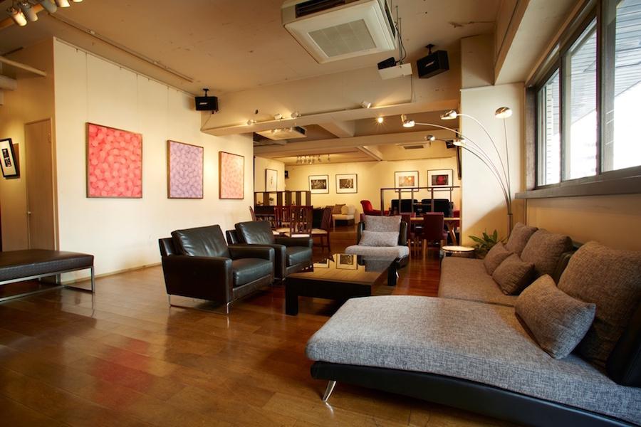 中目黒パーティースペース「Caramada」 : フロア貸切の会場写真
