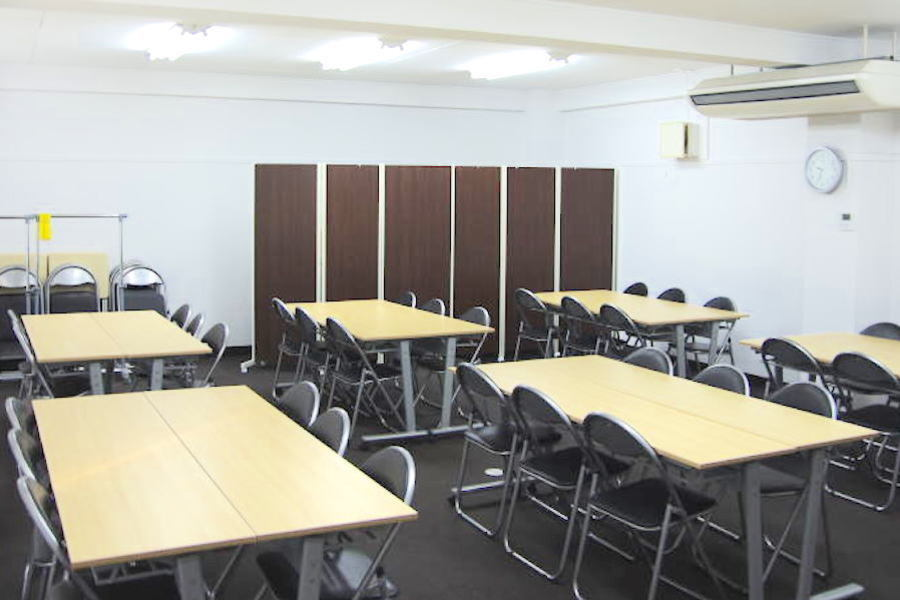 【大阪天満宮】アイゼスト会議室 : セミナールームの会場写真