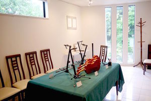 Galerie紅葉山 : ギャラリースペースの会場写真