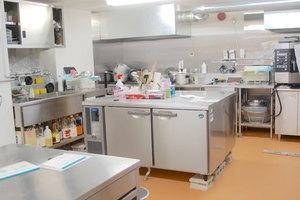 札幌レンタルキッチンスタジオ: 厨房スペースの会場写真