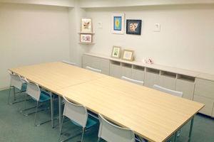 神戸駅前ビル会議室: 個室会議室の会場写真