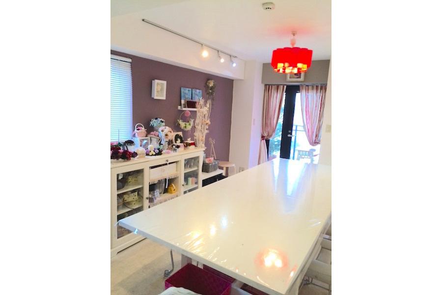 石川町 Flower palette : 個室スペースの会場写真
