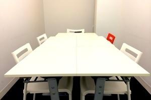 【銀座駅すぐ】個室で格安!少人数向け会議室の写真