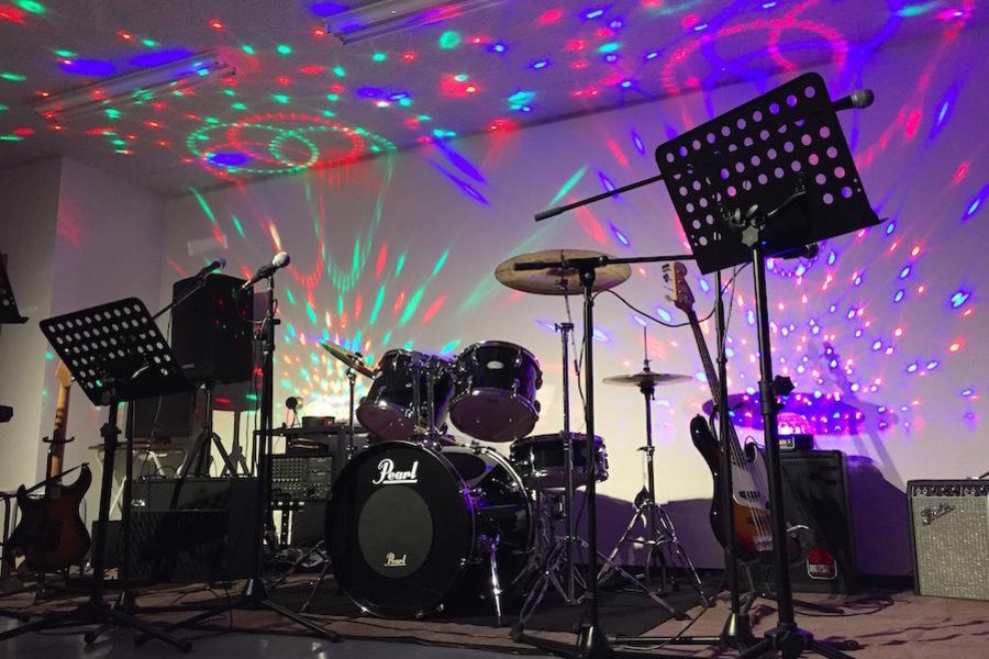 【埼玉行田市】ビートスタジオ : ライブハウスの会場写真