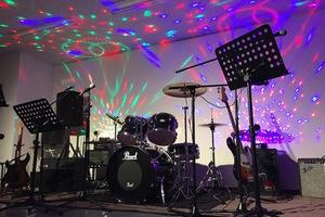 【埼玉行田市】ビートスタジオ: ライブハウスの会場写真
