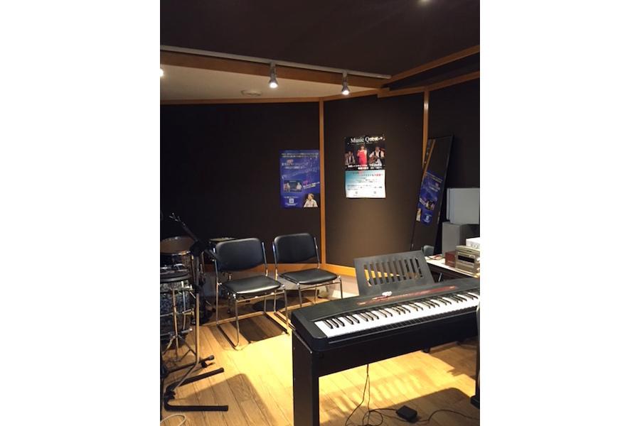 音楽スタジオVOICE FACTORY : Dスタジオの会場写真