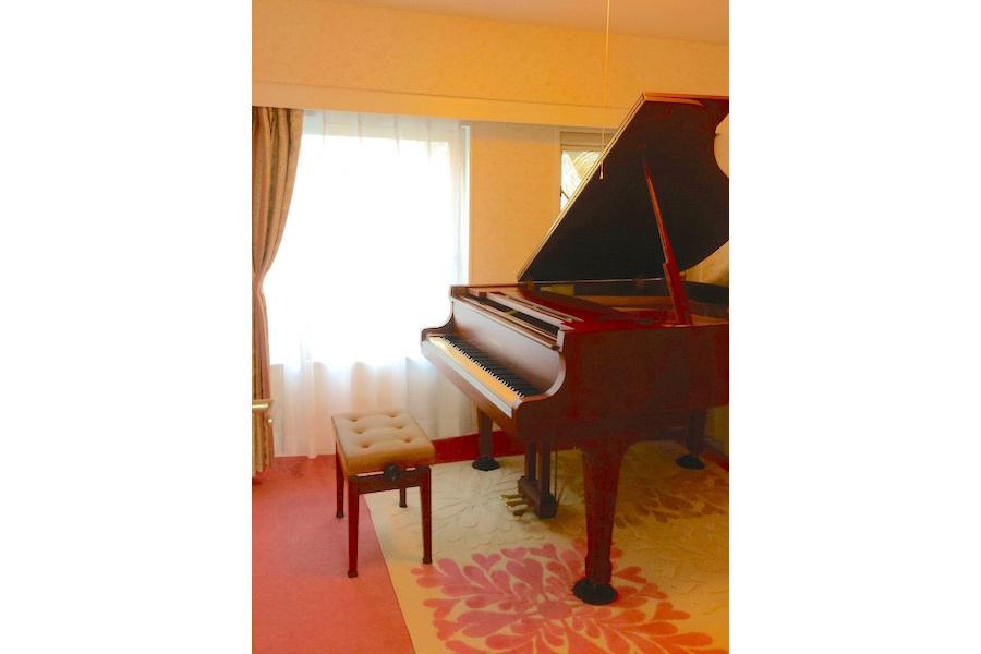 つつじヶ丘カルチャーサロン : 音楽練習室の会場写真