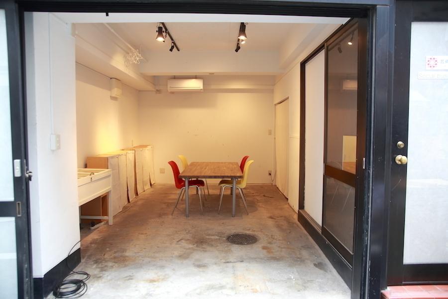 水天宮前ソーシャルビジネスラボ : 多目的スペース(1階)の会場写真